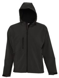 S-REPLAY-46602 - softshell z kapturem